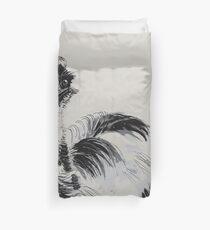 Emu Black and White Duvet Cover