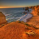 Afternoon Delight - The Twelve Apostles - Great Ocean Road Victoria - The HDR Experience by Philip Johnson