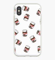 nutella iPhone Case