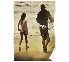 Summers Imprints Poster
