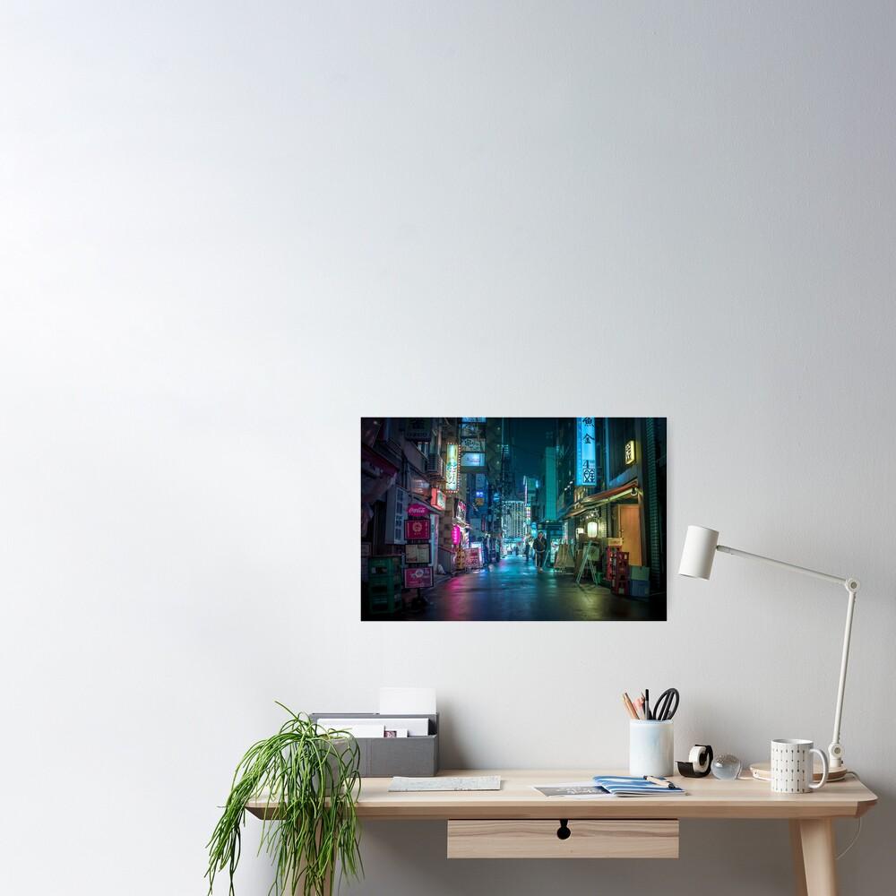 Film Noir style Poster