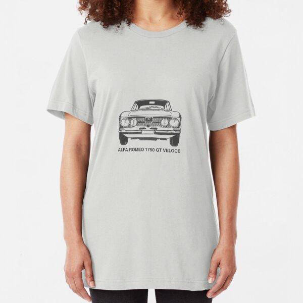 Alfa 1750 GTV Slim Fit T-Shirt