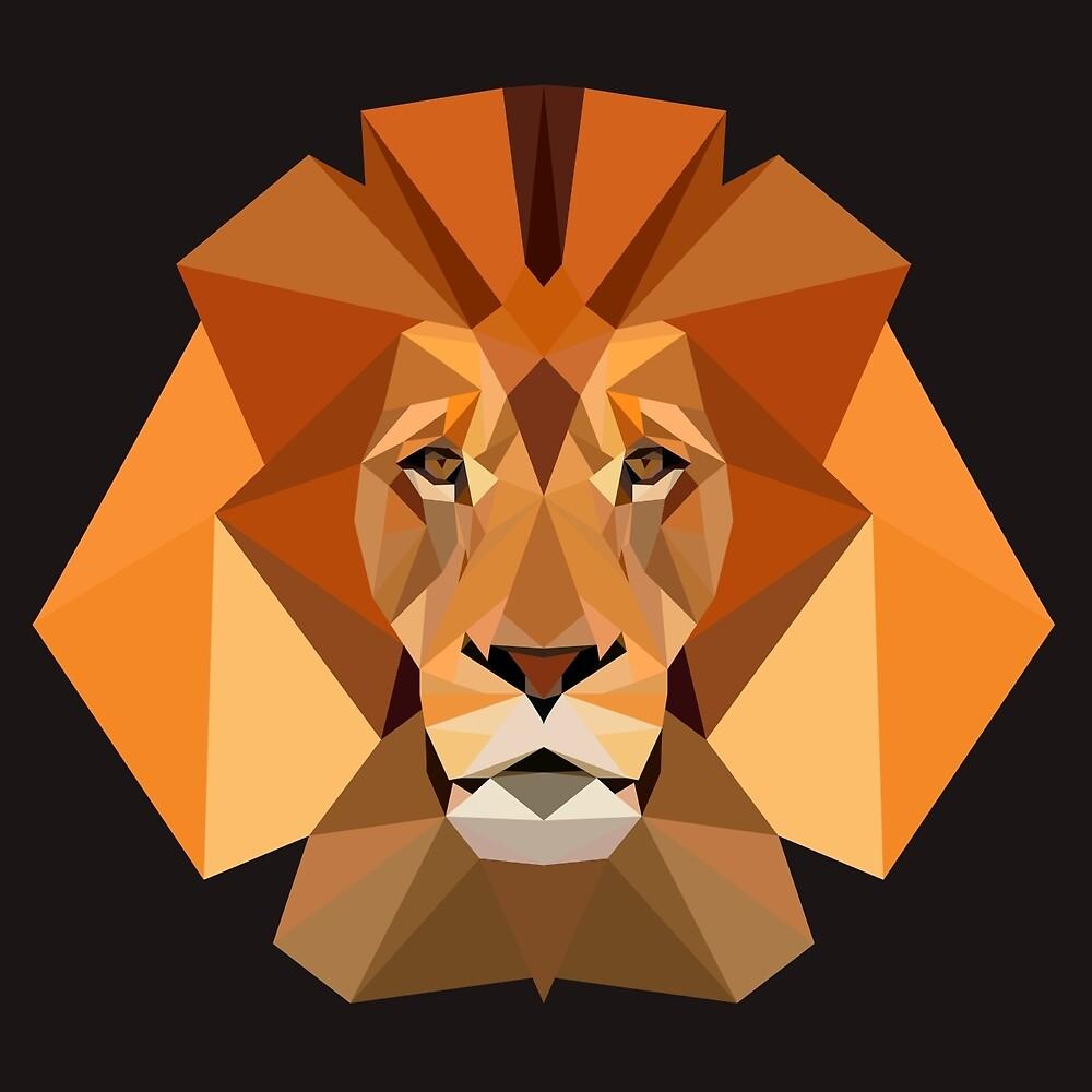 Digital lion king by Rancano