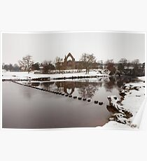 Bolton Abbey. Poster