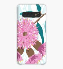 Australian Gum Blossom - Australiana decor - Native Aussie Flower - Contemporary Art Case/Skin for Samsung Galaxy