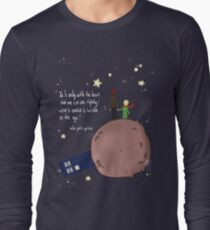 Doctor who meet a little prince T-Shirt
