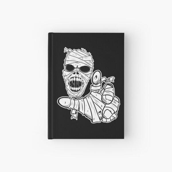 Mummy Grab Hardcover Journal