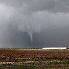 Hartley tornado, Texas Panhandle by AUSSKY