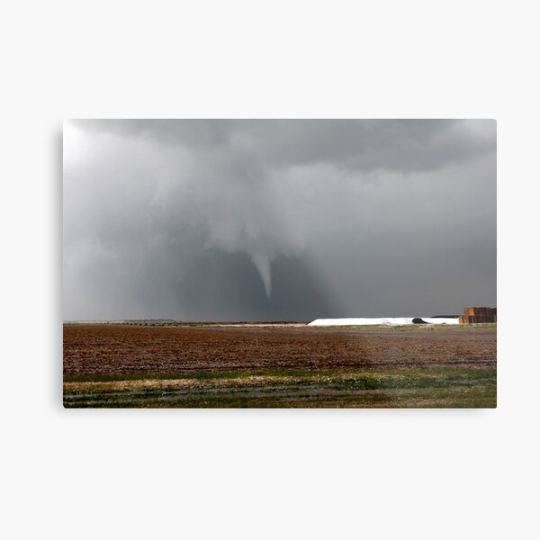 Hartley tornado, Texas Panhandle Metal Print