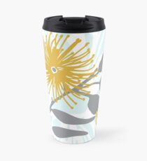 Australian Flowering Gum Blossom - Australiana decor - Aussie Flora Travel Mug
