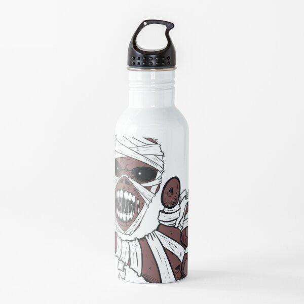 Red Mummy Grab Water Bottle
