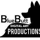BlueButt Digital Art Productions Shirt by xBlueAshes