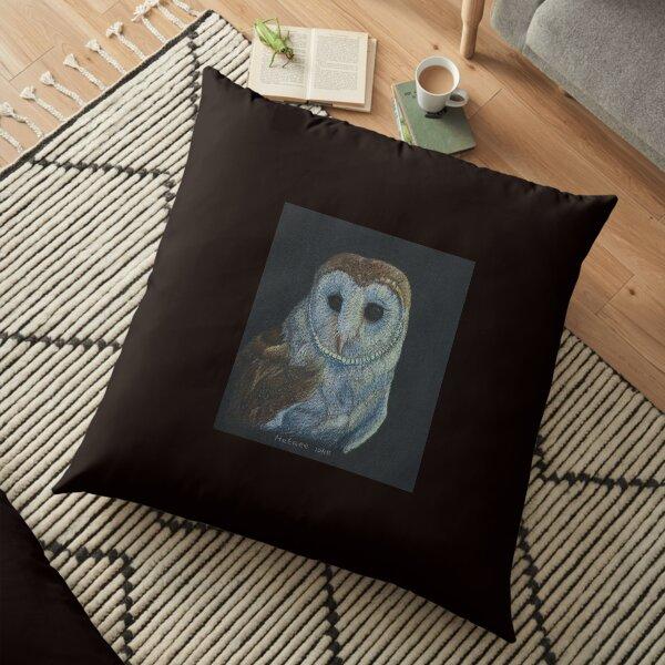 Owl 1 Floor Pillow