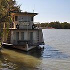 20190902 Paddle Riverboat Shiralee, Mildura, Vic. by muz2142