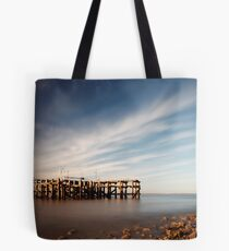 Jetty (Remains) Tote Bag
