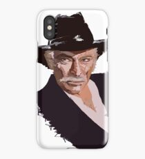 Lee Van Cleef - without background iPhone Case/Skin