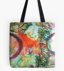 Composition One Tote Bag