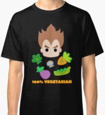 Vegeta - 100percent vegetarian Classic T-Shirt