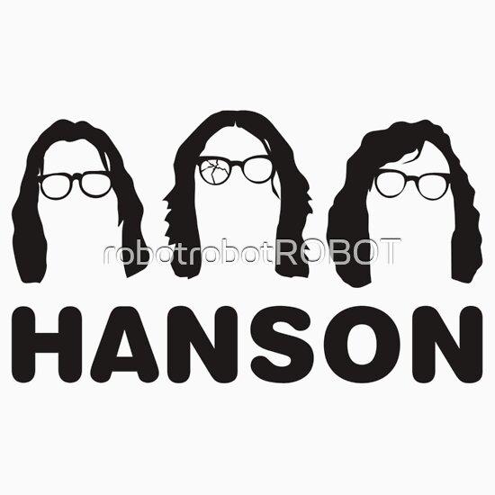TShirtGifter presents: Hanson - The Slap Shot ones.
