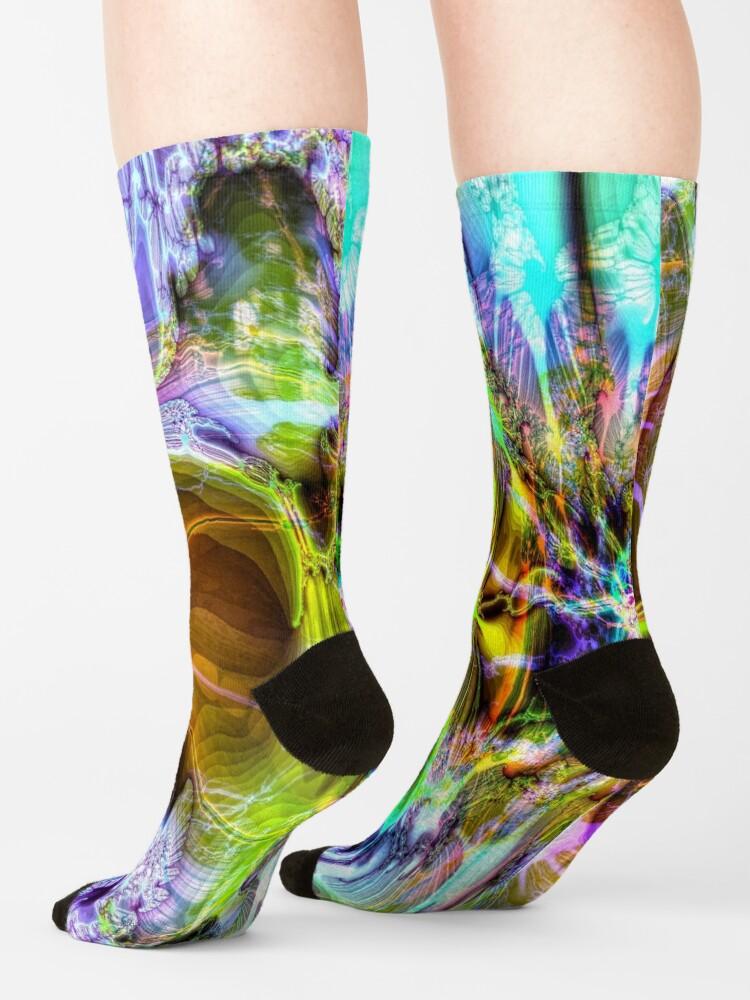 Alternate view of Psycho Socks
