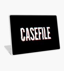 Casefile True Crime – Casefile Blurred Laptop Skin