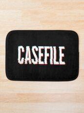 Casefile True Crime – Casefile Blurred Bath Mat