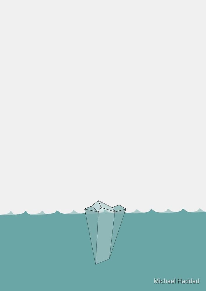 Iceberg by Michael Haddad