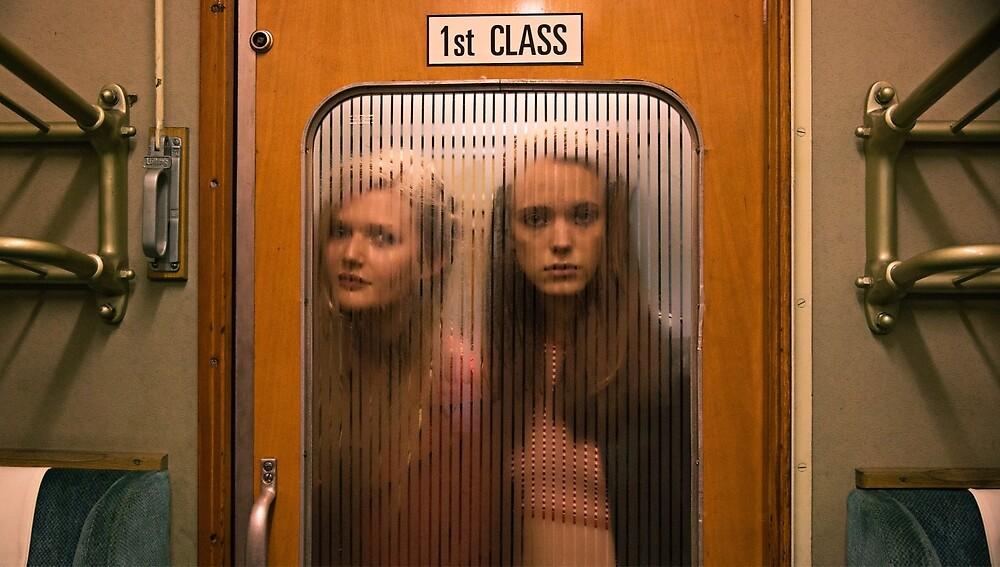 Nymphomaniac Train Poster by moviestills