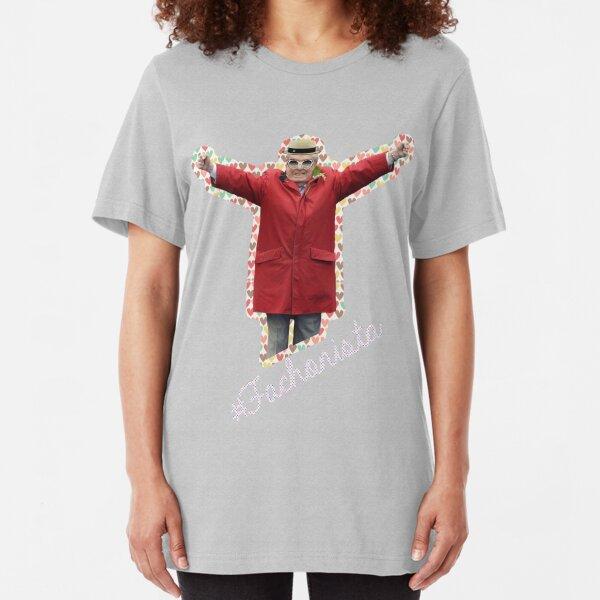 Fachonista T-shirt ajusté