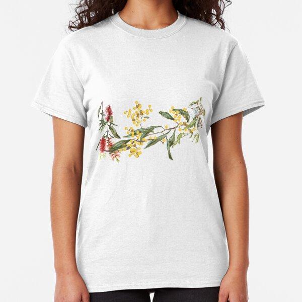 Australian Flowers Classic T-Shirt