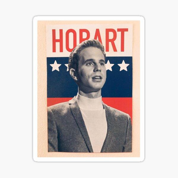 The Politician Poster Sticker
