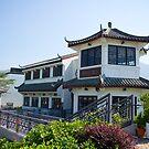 Lantau Architecture - Hong Kong by Richie Wessen