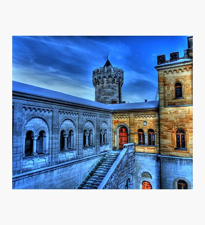 Neuschwanstein Nook Photographic Print
