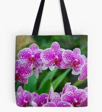 Orchids - Hong Kong Park Tote Bag