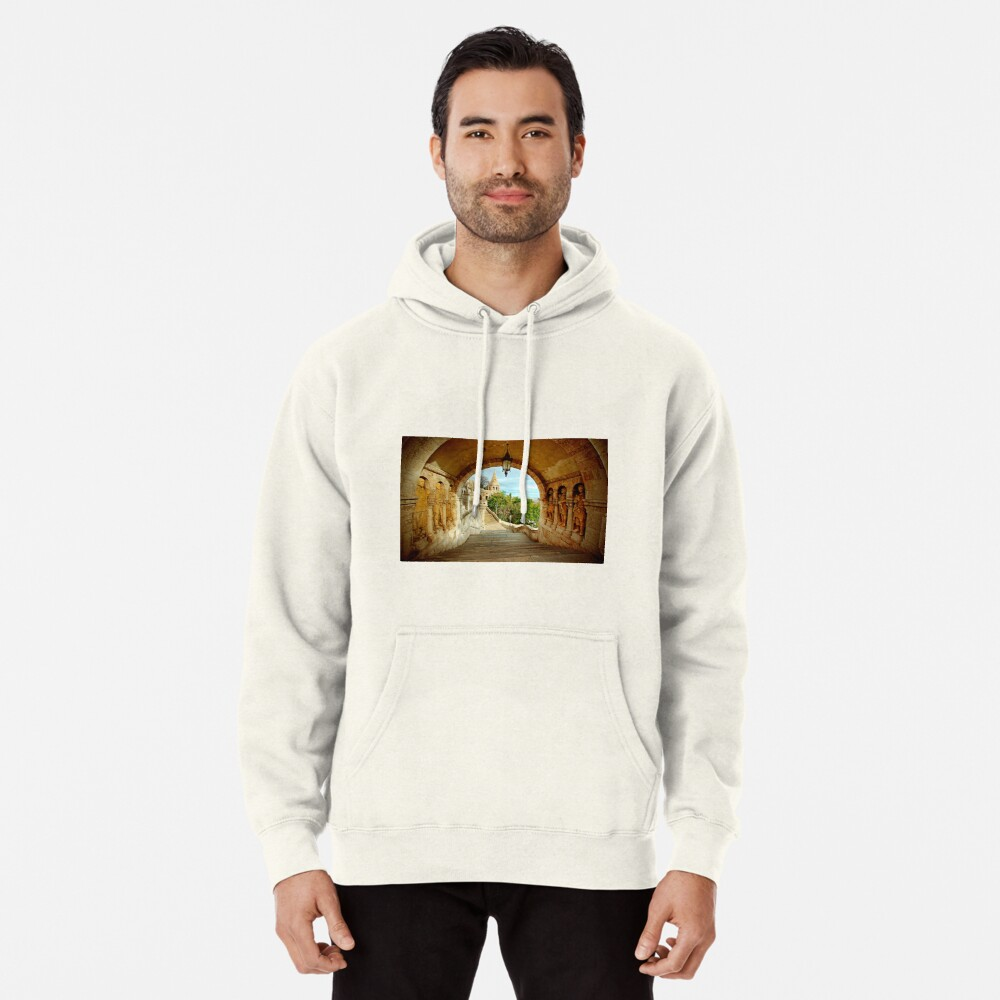 Fisherman's Bastion Pullover Hoodie