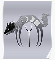 Fox's Moon Poster