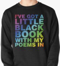 A Little Black Book Pullover Sweatshirt