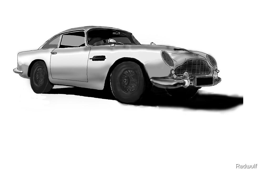 Aston Martin DB5 by Radwulf