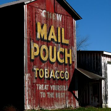 Mail Pouch Barn  by OutdoorAddix