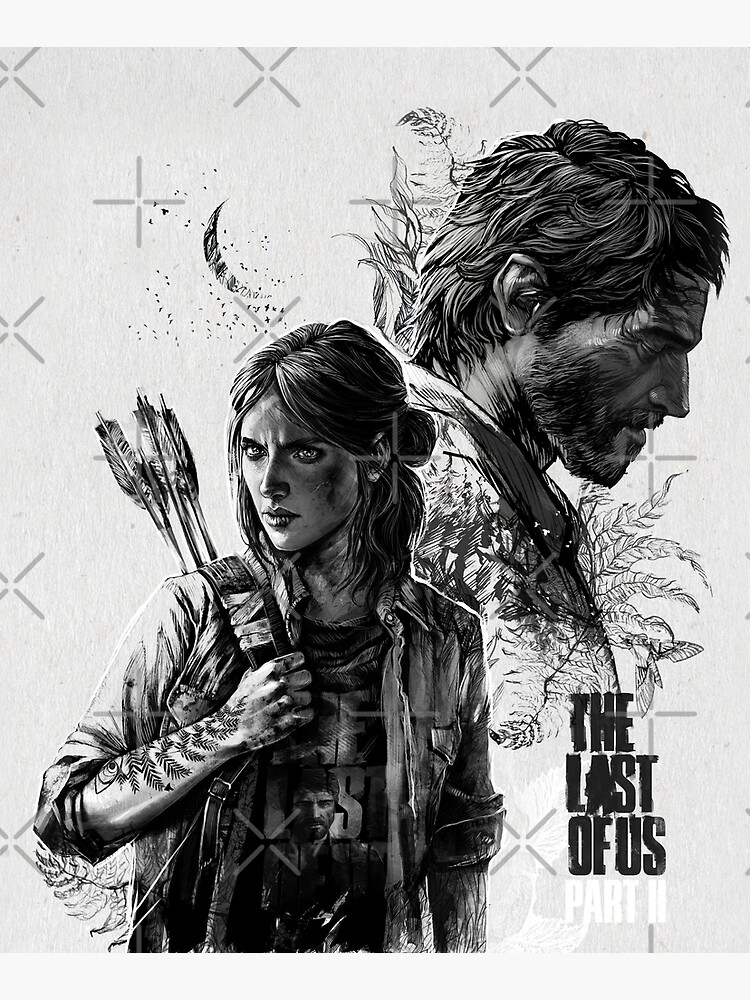 The Last of Us Part II by JustAnor