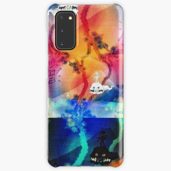 KIDS SEE GHOSTS Samsung Galaxy Snap Case