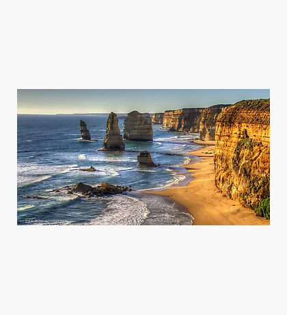 Degrees of Separation  #1 - The Twelve Apostles, The Great Ocean Road, Australia - The HDR Experience Photographic Print