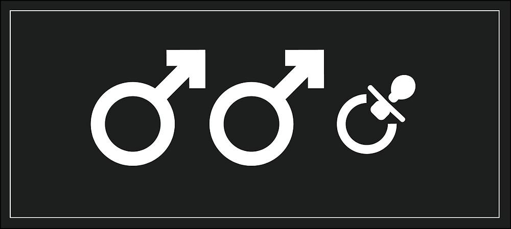 Same Sex Family by SidewalkBright