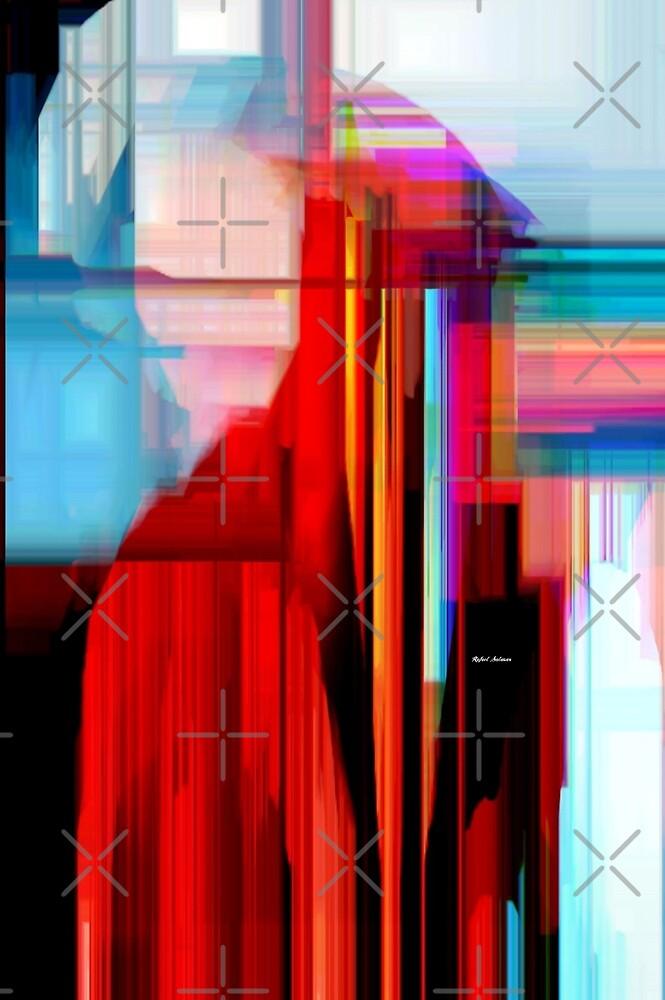 Red Cape by Rafael Salazar