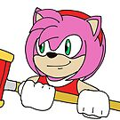 Amy Rose is Here! by uxiea