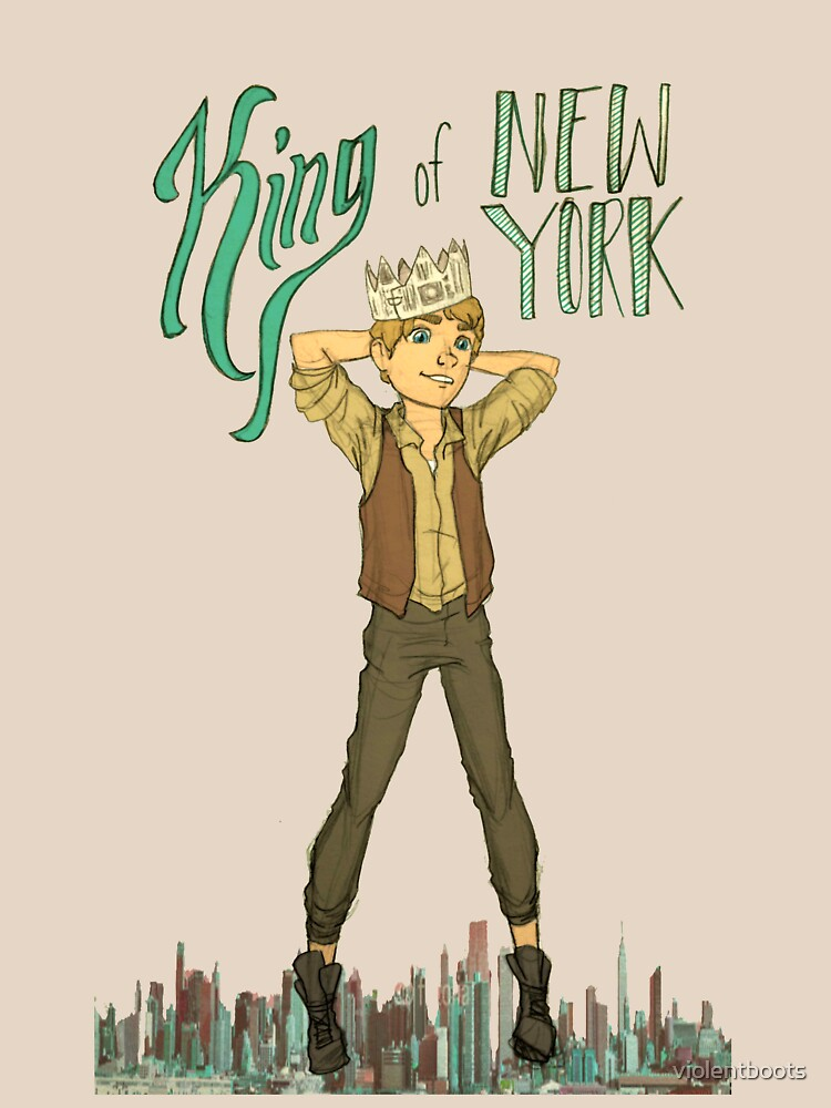 King of NY by violentboots