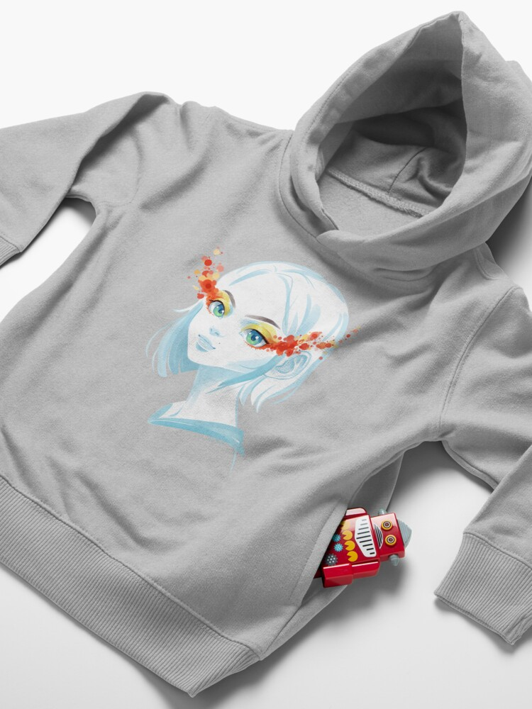 Alternate view of Glance Toddler Pullover Hoodie