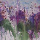 Flowers through my mind by Ellen Keagy