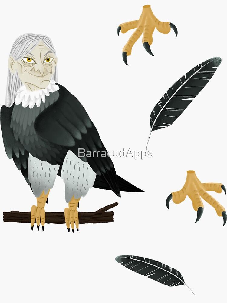 «Harpie » par BarracudApps