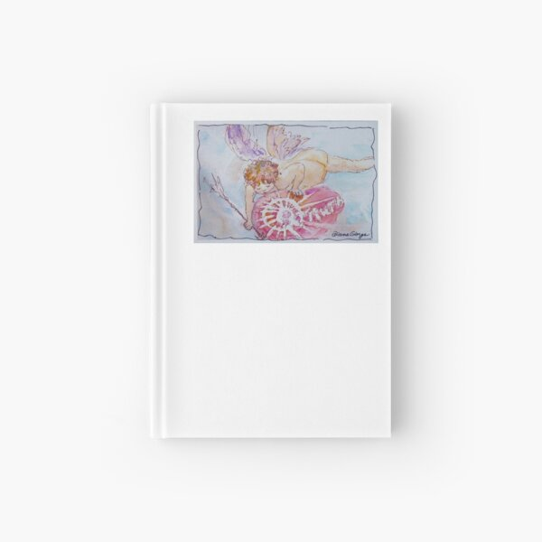 Angel of Truth Hardcover Journal